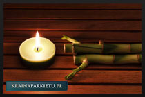 Bambus na ogrzewanie podłogowe