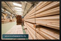 Proces produkcji parkietów bambusowych